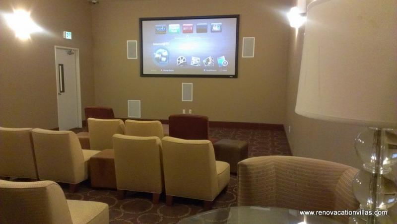 Condo Movie Room